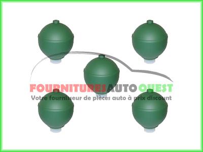 5 spheres neuves citro n xantia bx xm 5l lhm sphere ebay. Black Bedroom Furniture Sets. Home Design Ideas