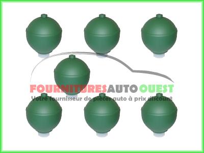7 spheres citro n xantia xm new 5l mechanised sphere prom 0 ebay. Black Bedroom Furniture Sets. Home Design Ideas