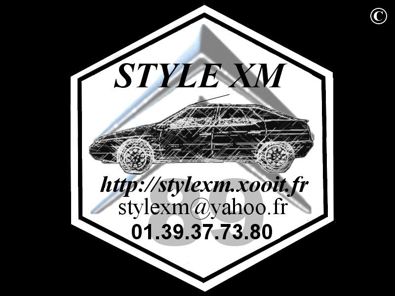 Logo Style XM
