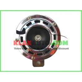 Klaxon Moto Chrome 105 Db 12v